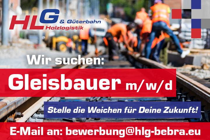 Gleisbauer (m/w/d)